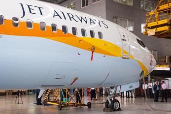 VT-JXA - Jet Airways Boeing 737-8 MAX
