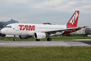 PR-MYM - TAM Airbus A319 aircraft