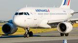 Air France Airbus A318 F-GUGL at Warsaw - Frederic Chopin airport