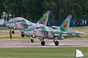 73 - Belarus - Air Force Yakovlev Yak-130 aircraft