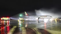 A6-EWI - Emirates Airlines Boeing 777-200LR aircraft
