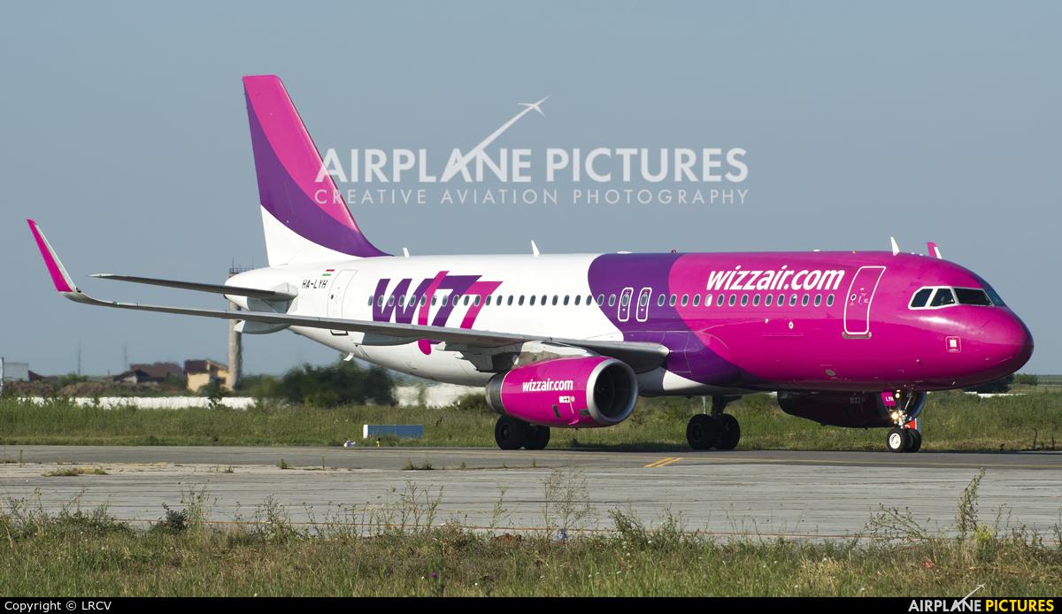 Wizz Air HA-LYH aircraft at Craiova