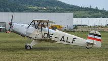 OE-ALF - Private Tatra T-131 Jungmann aircraft