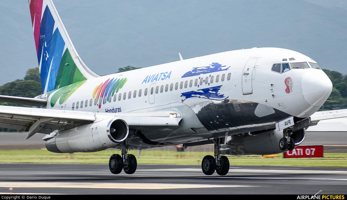 AVIATSA HR-AVR aircraft at San Jose - Juan Santamaría Intl