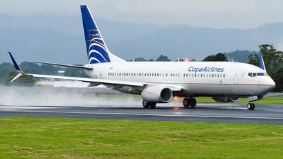 HP-1854CMP - Copa Airlines Boeing 737-800