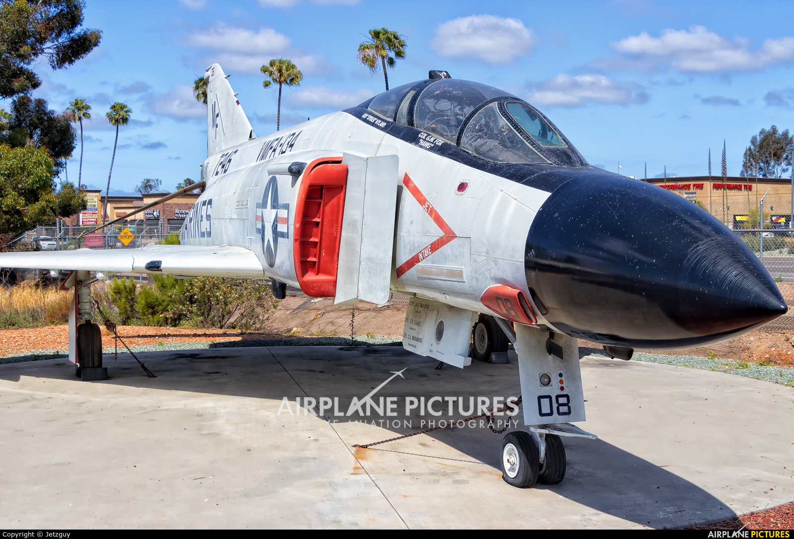 USA - Marine Corps 157246 aircraft at Miramar MCAS - Flying Leatherneck Aviation Museum