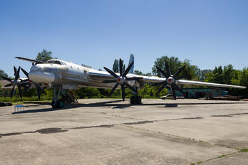 01 - Ukraine - Air Force Tupolev Tu-95MS