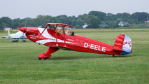 D-EELE - Private Casa 1.131E Jungman aircraft