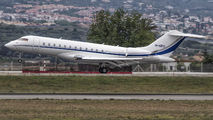 M-ABCC - Private Bombardier BD-700 Global 6000 aircraft