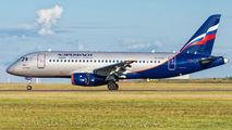RA-89051 - Aeroflot Sukhoi Superjet 100 aircraft