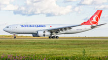 TC-JOU - Turkish Cargo Airbus A330-200F aircraft