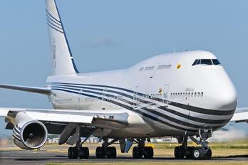 V8-ALI - Brunei Government Boeing 747-400