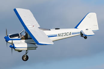 N123CA - Private Dornier Do.28 A/B