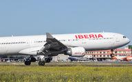 EC-MAA - Iberia Airbus A330-300 aircraft