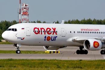 VP-BXW - AzurAir Boeing 767-300