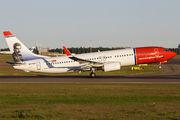 EI-FVX - Norwegian Air International Boeing 737-800 aircraft