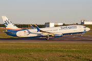 TC-SNP - SunExpress Boeing 737-800 aircraft