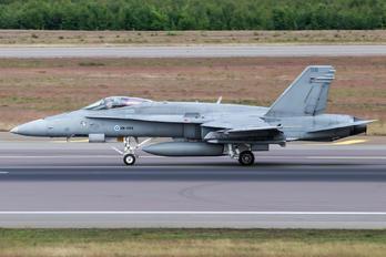HN-456 - Finland - Air Force McDonnell Douglas F-18C Hornet