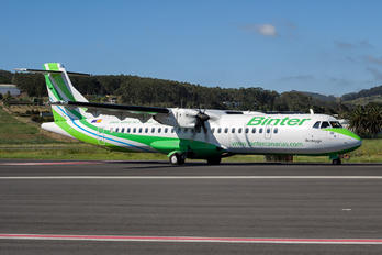 EC-MXQ - Binter Canarias ATR 72 (all models)