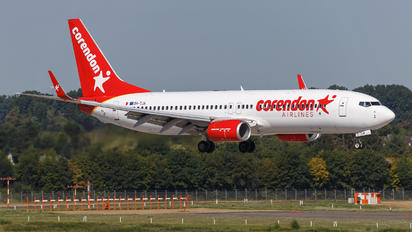 9H-TJA - Corendon Airlines Boeing 737-800