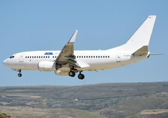 F-GZTU - ASL Airlines Boeing 737-700