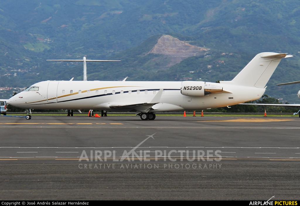 Private N529DB aircraft at San Jose - Juan Santamaría Intl