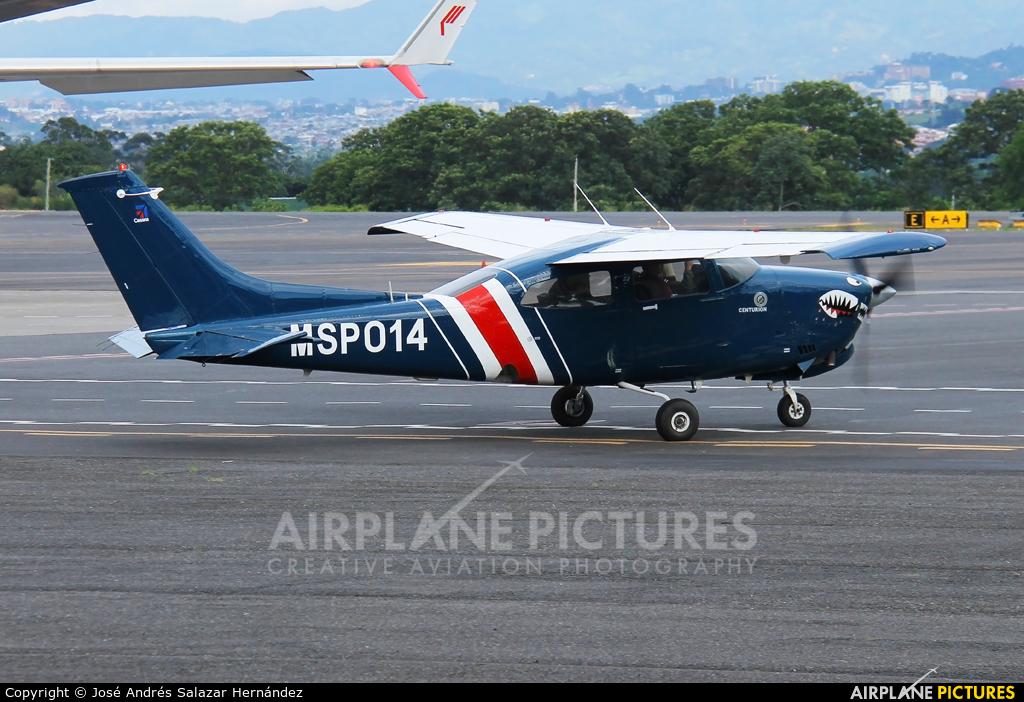 Costa Rica - Ministry of Public Security MSP014 aircraft at San Jose - Juan Santamaría Intl