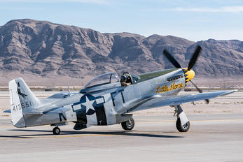 NL51PE - Private North American P-51D Mustang