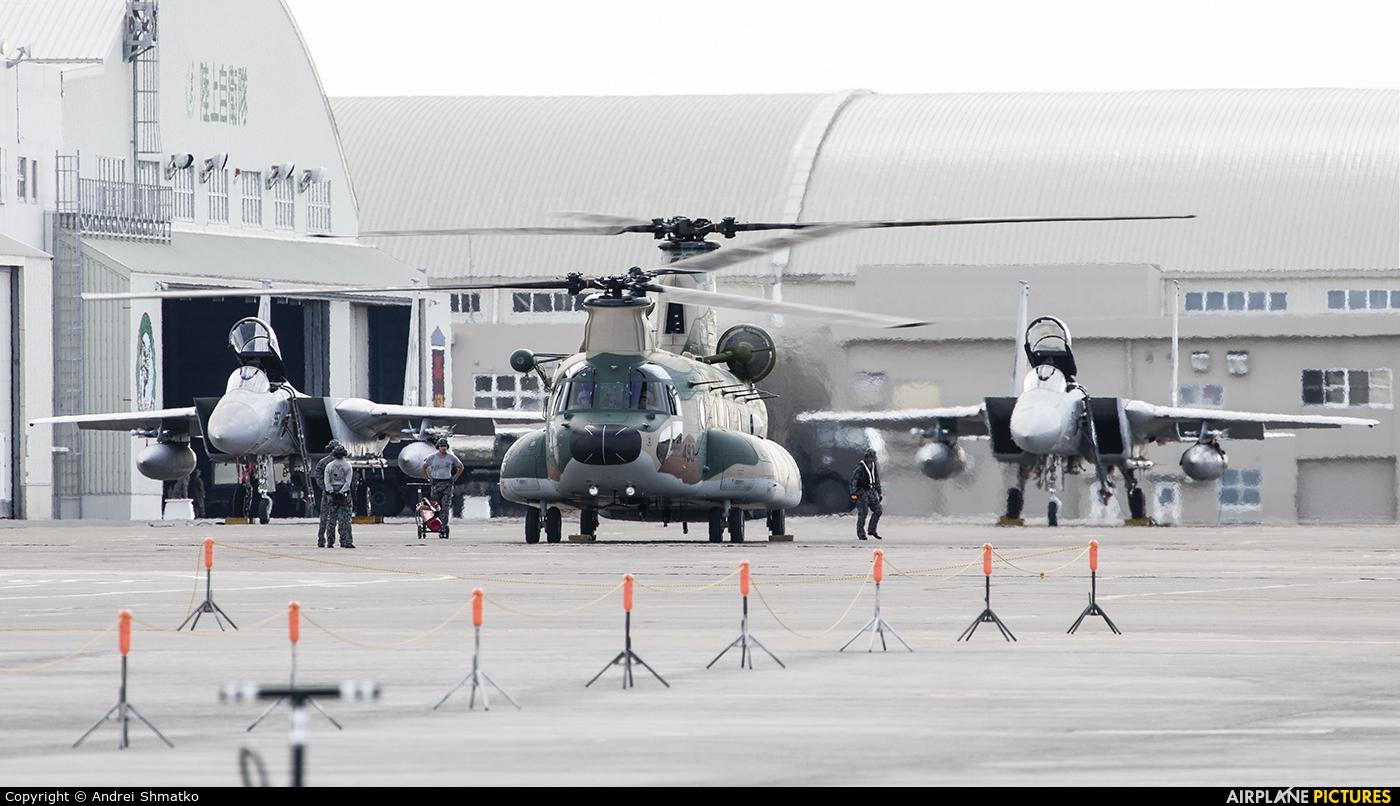 Japan - Air Self Defence Force 57-4493 aircraft at Naha