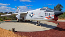 150920 - USA - Marine Corps Vought F-8E Crusader aircraft