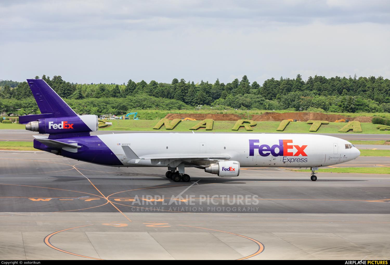 FedEx Federal Express N525FE aircraft at Tokyo - Narita Intl