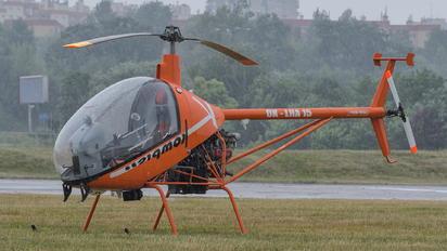 OK-LHA 15 - Private Heli-Sport CH-7 Kompress