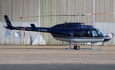G-TTGV - Private Bell 206L-4 LongRanger