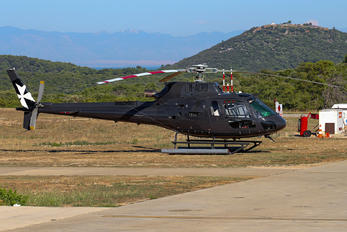 M-ACRO - Private Eurocopter EC350