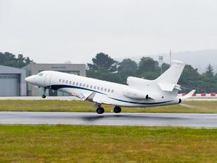 OO-FAI - Flying Service Dassault Falcon 8X