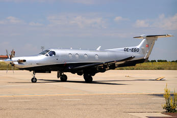 OE-EGO - Private Pilatus PC-12