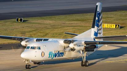 OO-VLQ - CityJet Fokker 50