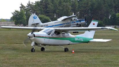 EW-417LL - Private Cessna 177 RG Cardinal