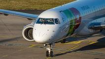 CS-TTZ - TAP Express Embraer ERJ-195 (190-200) aircraft