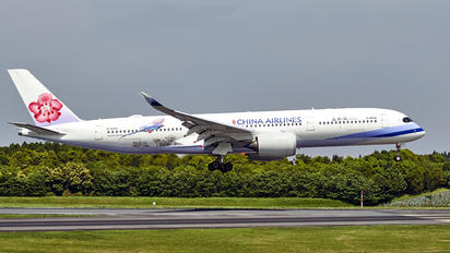 B-18908 - China Airlines Airbus A350-900