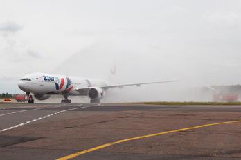 VQ-BZY - AzurAir Boeing 777-300ER