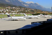 LOWI - - Airport Overview - Airport Overview - Apron aircraft