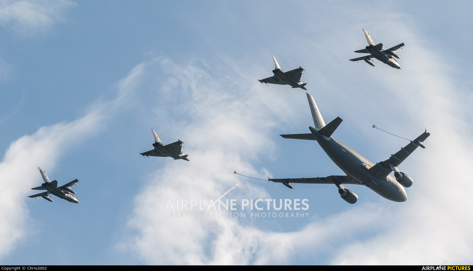 Germany - Air Force 10-27 aircraft at Berlin - Schönefeld