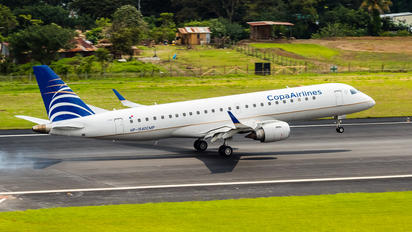 HP-1540CMP - Copa Airlines Embraer ERJ-190 (190-100)