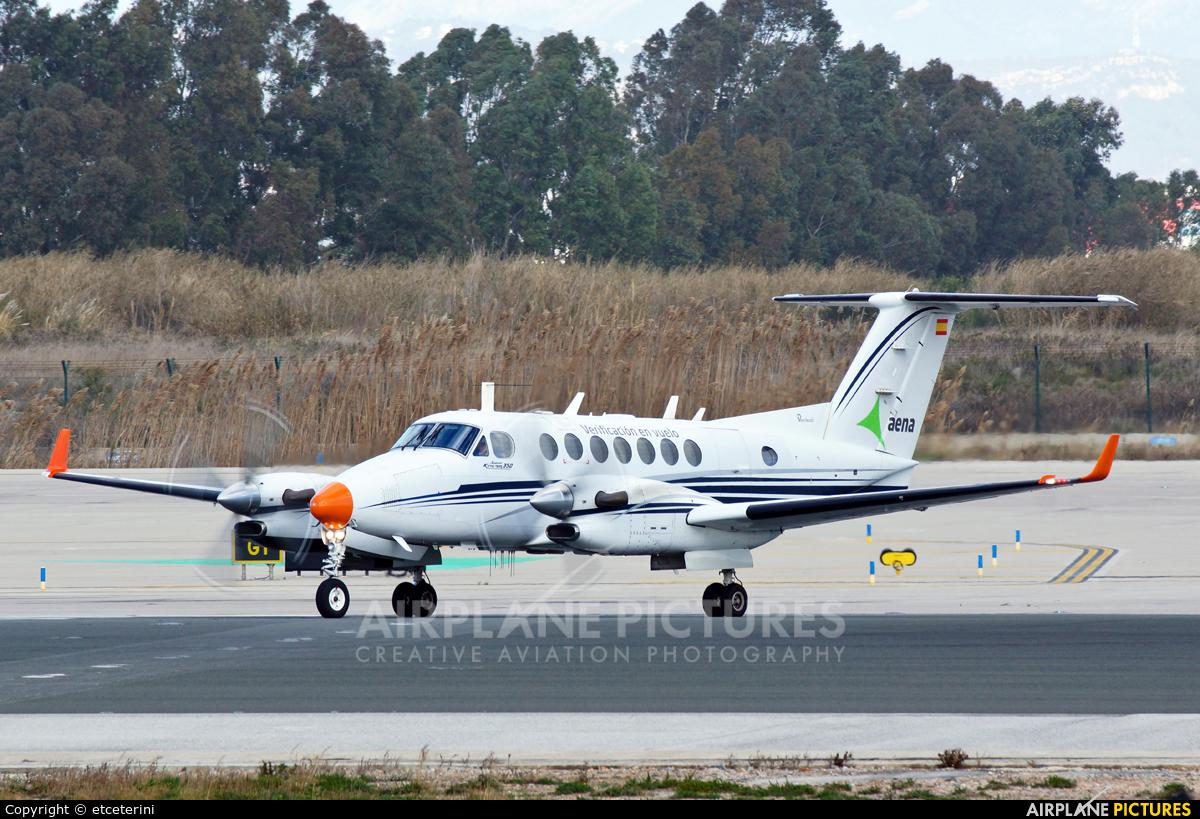 SENASA EC-KJQ aircraft at Barcelona - El Prat