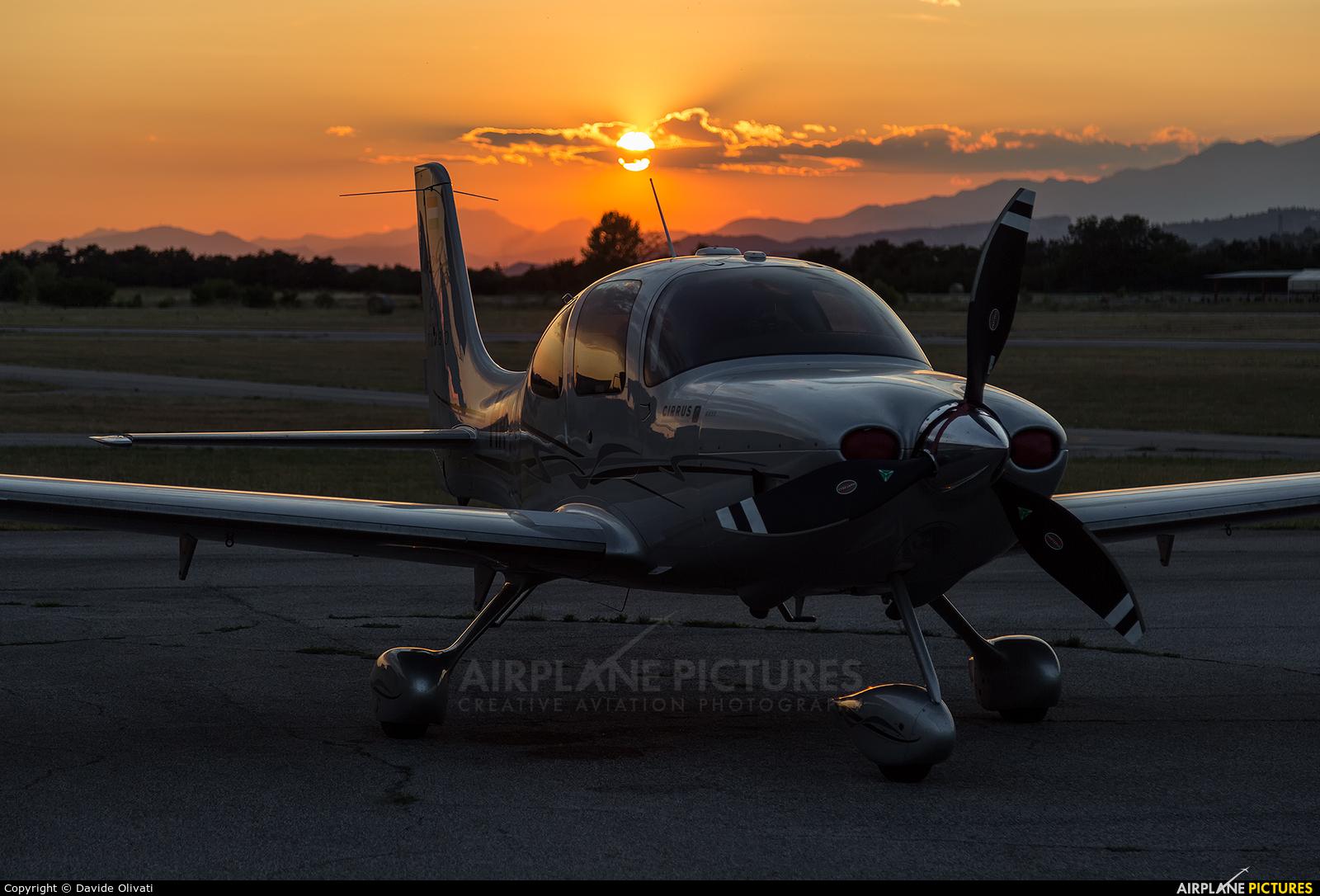 Private HA-CIE aircraft at Verona - Boscomantico