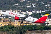 EC-MCB - Iberia Express Airbus A320 aircraft