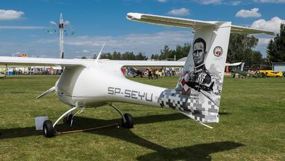 SP-SEYU - Private Aero-Kros MP-02 Czajka
