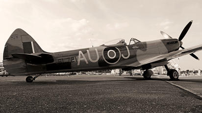 OO-XVI -  Supermarine Spitfire LF.XVIe