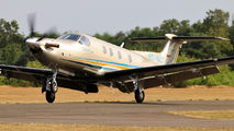 OO-NLT -  Pilatus PC-12 aircraft
